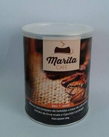 Café Marita 100g ( burn+control)