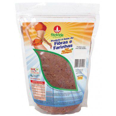 Produto à base de Fibras e Farinhas - NATURAL- PACOTE 500g