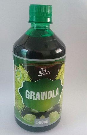 Graviola líquido 500ml