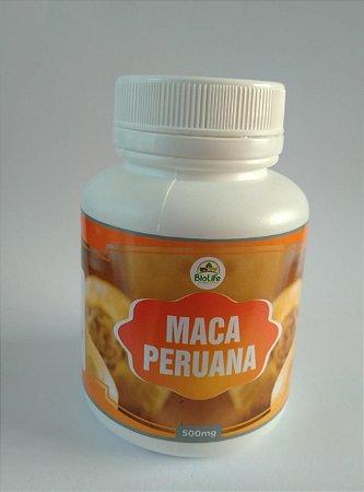 MACA PERUANA 60 CAPSULAS DE 500MG