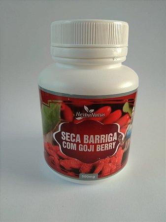 Seca Barriga com Goji Berry - 60 Cápsulas
