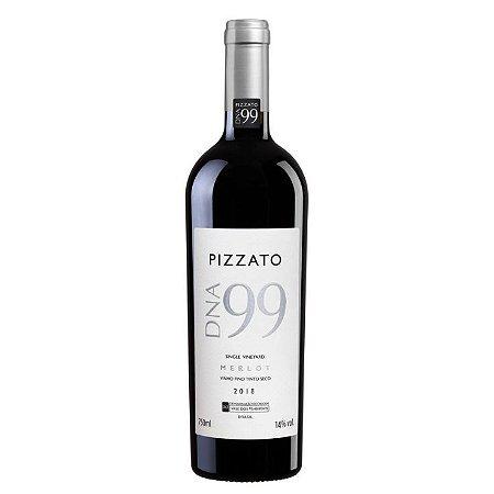 Pizzato DNA99 Single Vineyard Merlot 2018 DOVV 750 ml