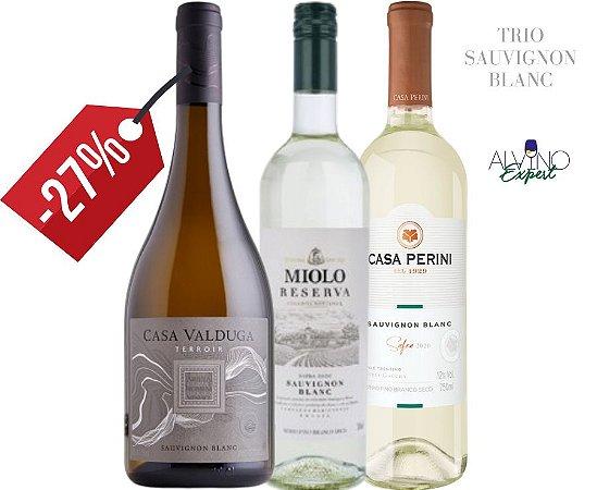Kit Trio Sauvignon Blanc