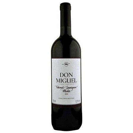 Don Miguel Cabernet Sauvignon - Merlot 2019 750ml