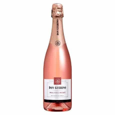 Espumante  Don Guerino Brut Rose Malbec 750ml