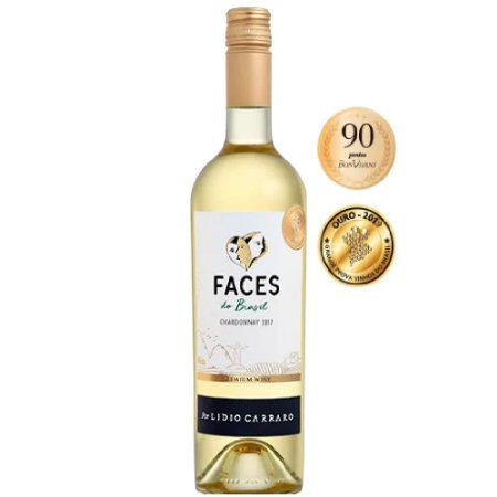Faces do Brasil Chardonnay 750ml