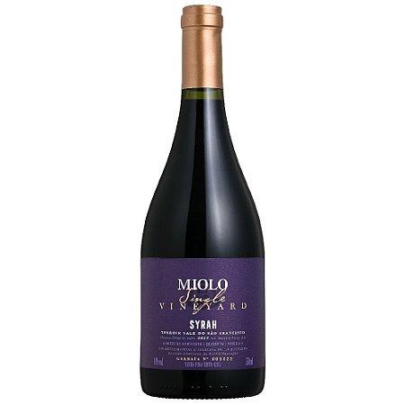 Miolo Single Vineyard Syrah 2018 750ml