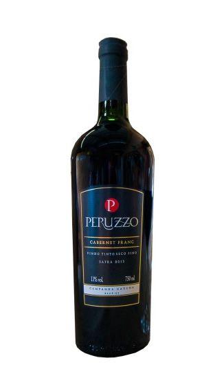 Vinho Peruzzo Cabernet Franc 750ml