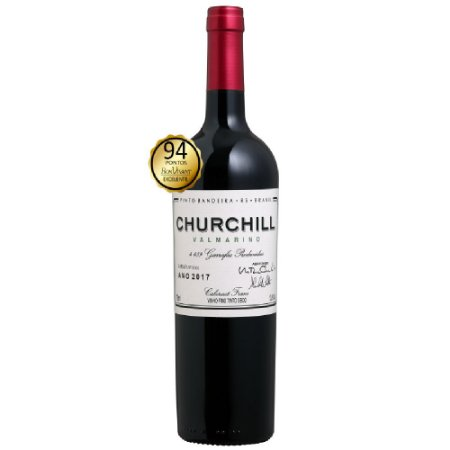 Churchill & Valmarino Cabernet Franc 2018 750ml