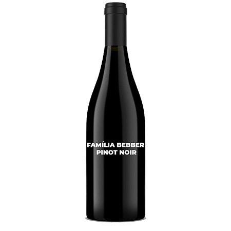Família Bebber Pinot Noir 750ml