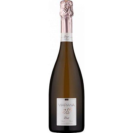 Viapiana Brut Rosé Champenoise 218 Dias 750ml