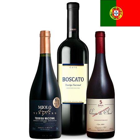 Kit Castas Portuguesas