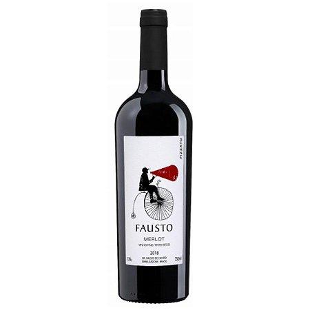 Fausto de Pizzato Merlot 750ml