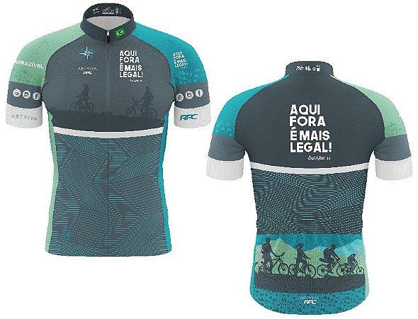 Camisa de Ciclismo Endorfine-se