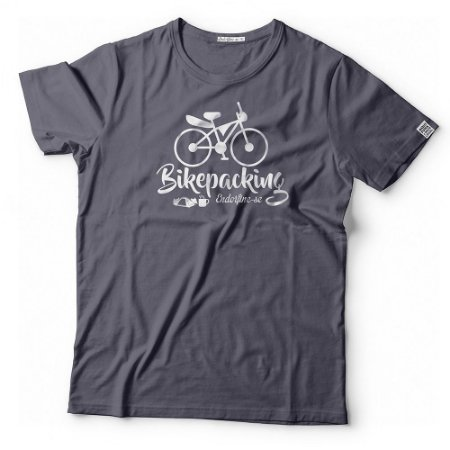 Camiseta Bikepacking Masculina