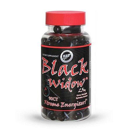 TERMOGENICO BLACK WIDOW 90 CÁPSULAS - HI-TECH