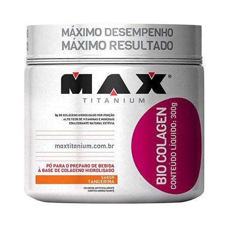 BIO COLAGEN 150 GRAMAS - MAX TITANIUM