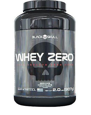 WHEY ZERO 907 GRAMAS - BLACK SKULL
