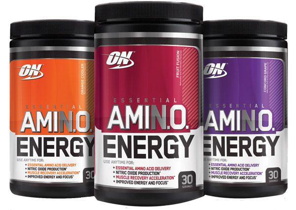 AMINO ENERGY 30 DOSES - OPTIMUM NUTRITION