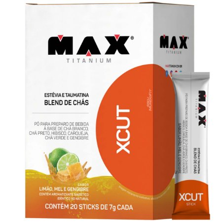 XCUT 20 STICKS 7 GR CADA - MAX TITANIUM