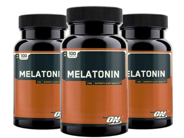 COMBO MELATO NINA 3MG 100 CÁPSULAS - OPTIMUM NUTRITION