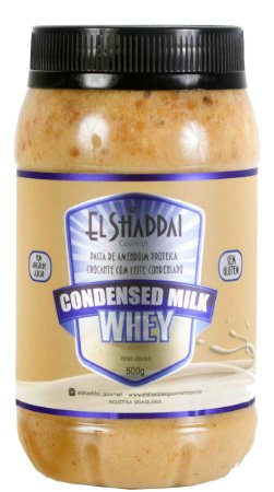 CONDENSED MILK WHEY 500 GR - EL SHADDAI