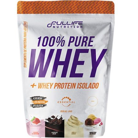 100% PURE WHEY 900 GR - FULLIFE NUTRITION