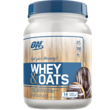 WHEY & OATS 700 GR - OPTIMUM NUTRITION