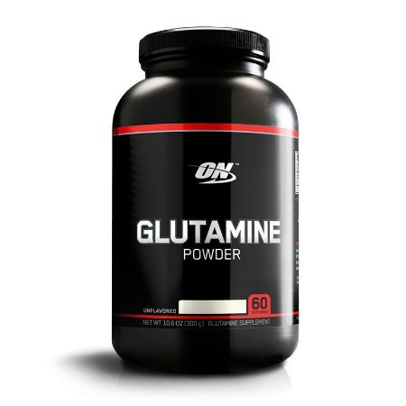 GLUTAMINE POWDER 300 GR (60 DOSES) - OPTIMUM NUTRITION