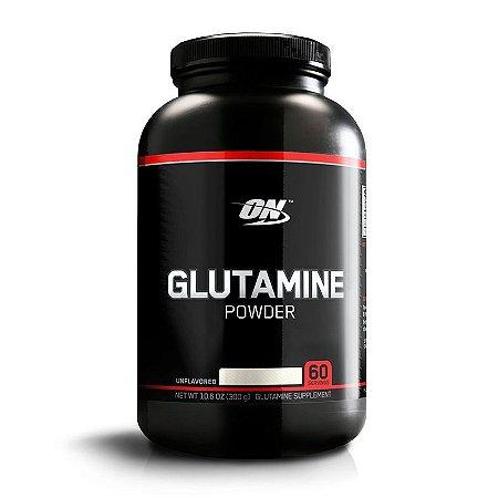GLUTAMINE POWDER 300 GR (60 DOSE) - OPTIMUM NUTRITION