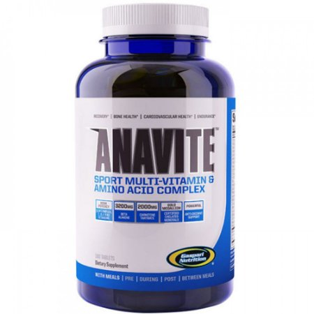 ANAVITE 180 TABLETS - GASPARI NUTRITION