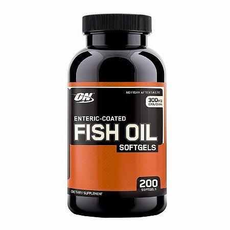 FISH OIL 200 SOFTGEL - OPTIMUM NUTRITION