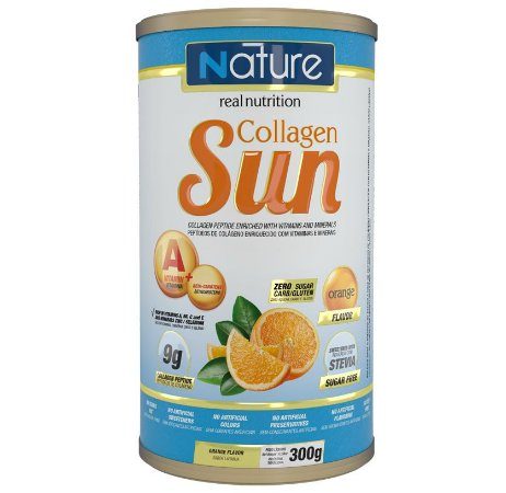 COLLAGEN SUN 300 GR - NATURE NUTRATA