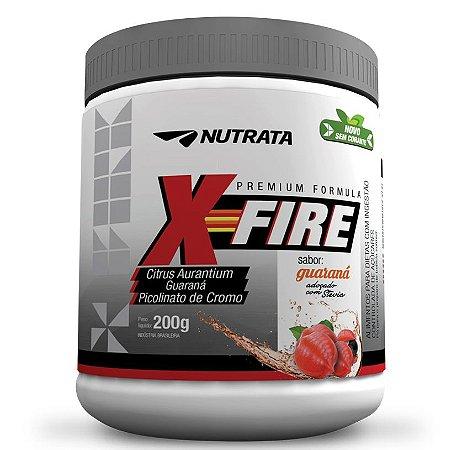 X-FIRE 200 GR SABOR GUARANÁ - NUTRATA