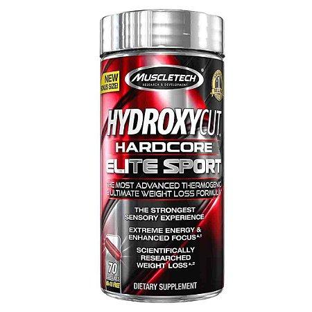 HYDROXY CUT SPORT 70 CÁPSULAS - MUSCLETECH