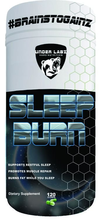 TERMOGENICO SLEEP BURN 120 CÁPSULAS - UNDER LABZ