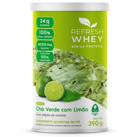REFRESH WHEY 390G