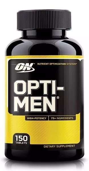OPTIMEN (150 CÁPSULAS) - OPTIMUM NUTRITION