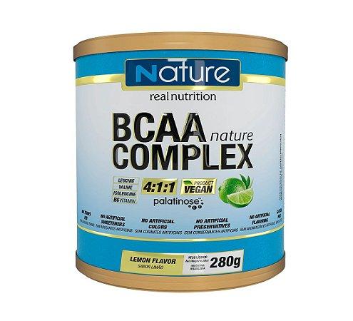 BCAA COMPLEX LIMÃO 280G - NUTRATA