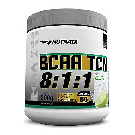 BCAA TCM 8:1:1 300 GR - NUTRATA