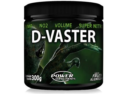 D-VASTER 300 GR - POWER SUPPLEMETS