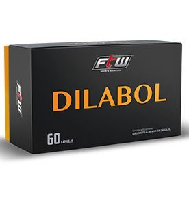 DILABOL 60 CÁPSULAS - FTW SPORTS NUTRITION