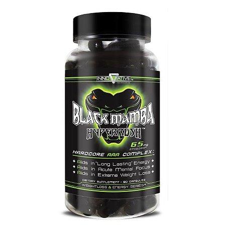 FRETE-GRATIS    BLACK-MAMBA  (90 CÁPSULAS) - INNOVATIVE