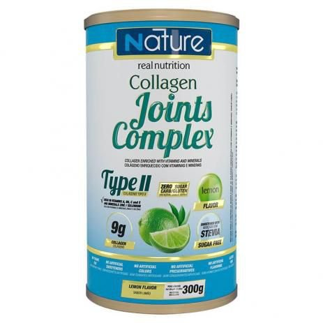COLLAGEN JOINTS COMPLEX TYPE II 300 GR - NUTRATA