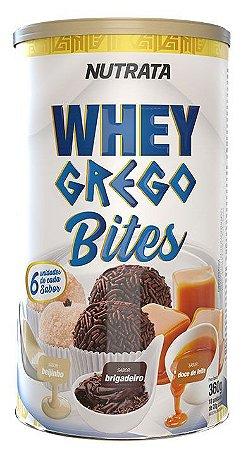 WHEY GREGO BITES CREAM - NUTRATA