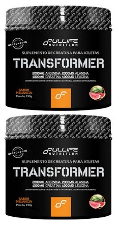 2X TRANSFORMER 150 GR - FULLIFE NUTRITION