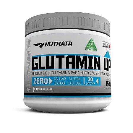 GLUTAMINA 150 GR - NUTRATA