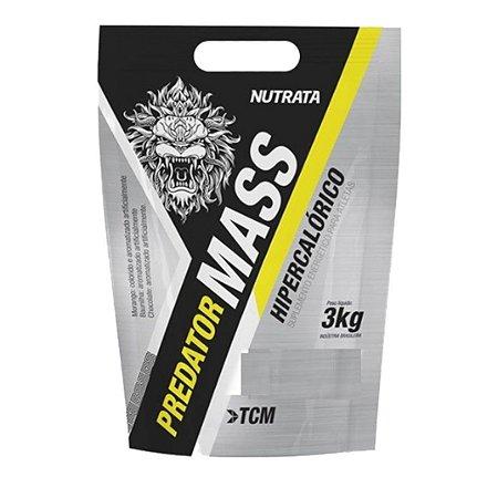 HARD MASS HIPERCALÓRICO 3 KG - NUTRATA