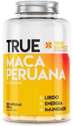 TRUE SOURCE MACA PERUANA 60 CÁPSULAS