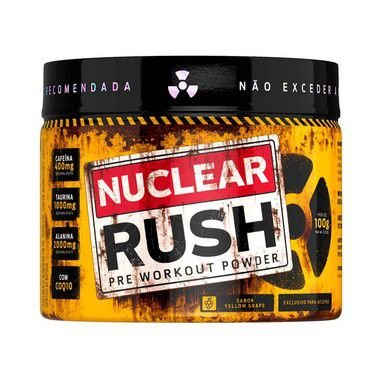 2X NUCLEAR RUSH 100G - BODYACTION